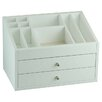 HomePointe Cosmetic Jewelry Box
