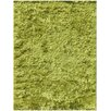 AMER Rugs Elements Neon Lime Green Area Rug