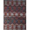 AMER Rugs Silkshine Hand-Knotted Gray Area Rug