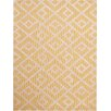 AMER Rugs Helena Hand-Tufted Yellow Area Rug