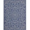 AMER Rugs Helena Hand-Tufted Blue Area Rug