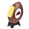 3M NFL Post-it Pop Up Notes Football Dispenser