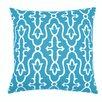 Divine Designs Maira Cotton Throw Pillow