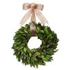 Urban Florals Holiday Time Wreath