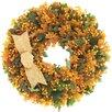 "Urban Florals Happy Harvest 16"" Wreath"
