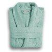 Luxor Linens Anini Bamboo and Cotton Spa Bath Robe
