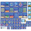 Mona Melisa Designs Educational Peel, Play and Learn Numbers Wall Play Set