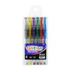 Bazic Glitter Gel Pen (Set of 6)
