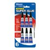 Bazic Single Use Super Glue (Pack of 6)