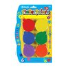 Bazic Finger Paint (Set of 6)