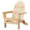 Rustic Natural Cedar Furniture Cedar Adirondack Chair