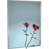 American Specialties Channel Frame Mirror