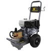 BE Pressure Powerease 4000 PSI 4 GPM Cold Water Pressure Washer