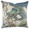 TheWatsonShop Dragon Cotton Throw Pillow