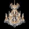 TheWatsonShop Versailles 13 Light Crystal Chandelier