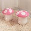 Heart to Heart Kids Mushroom Chair (Set of 2)