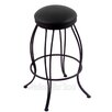 "Holland Bar Stool Georgian 25"" Swivel Bar Stool with Cushion"