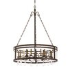 Kalco Morris 24 Light Chandelier