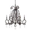 Kalco Winona 10 Light Chandelier