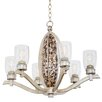 Kalco Largo 6 Light Chandelier