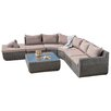 Home Loft Concepts 6-Piece Trabuco Seating Group