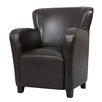 NFusion Nikolas Wingback Club Chair