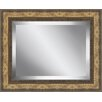 Ashton Wall Décor LLC Framed Beveled Plate Glass Mirror