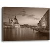 Ashton Wall Décor LLC Gloria di Maria by Rod Chase Photographic Print on Wrapped Canvas in Sepia