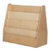 Wood Designs Healthy Kids Double Sided Book Display