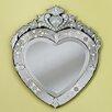 Venetian Gems Corazon Mirror
