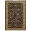 Tommy Bahama Home Tommy Bahama Voyage Charcoal / Gold Oriental Rug