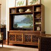 Tommy Bahama Home Island Estate Nevis TV Stand with Hutch