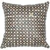 India's Heritage Button Throw Pillow