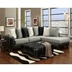 Chelsea Home Landon Right Hand Facing Sectional