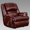 Chelsea Home Chaise Rocker Recliner