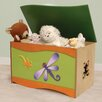 Room Magic Little Lizards Toy Box