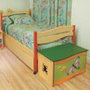 Room Magic Little Lizards Twin Comforter / Sham / Sham Set