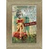 Artistic Reflections Let's Face It 'Book Club' Framed Graphic Art
