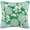 Sis Boom by Jennifer Paganelli Cipriana Embroidered Linen Throw Pillow