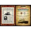 American Coin Treasures New York Times Titanic Portfolio Wall Framed Memorabilia