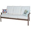 Panama Jack Outdoor Island Breeze Deep Seating Sofa with Cushion