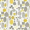 """Loboloup Meadow 15' x 27"""" Floral and Botanical Wallpaper"""