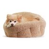 Best Friends By Sheri OrthoComfort Sherpa Deep Dish Cuddler Dog Bed