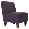 Fox Hill Trading Penelope Armless Slipper Chair