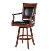 "Hillsdale Furniture Kingston 31.25"" Swivel Bar Stool with Cushion"