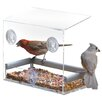 PetFusion Tranquility Window Bird Feeder