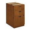 Basyx by HON Under-Desk Locking Pedestal File