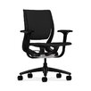Basyx by HON Purpose Upholstered Flexing Mid-Back Office Chair