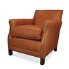 South Cone Home Salzburg Leather Arm Chair