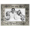 """Malden 4"""" x 6"""" We Are Family Picture Frame"""